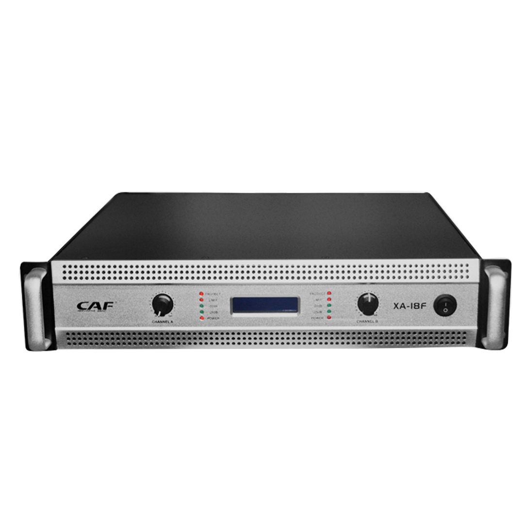 Power Amplifier CAF XA-18F