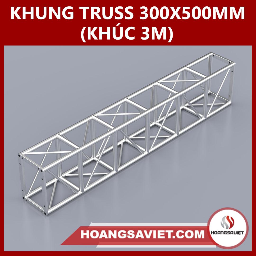 Khung Truss 300x500mm (Khúc 3m) VS3050BP_3m