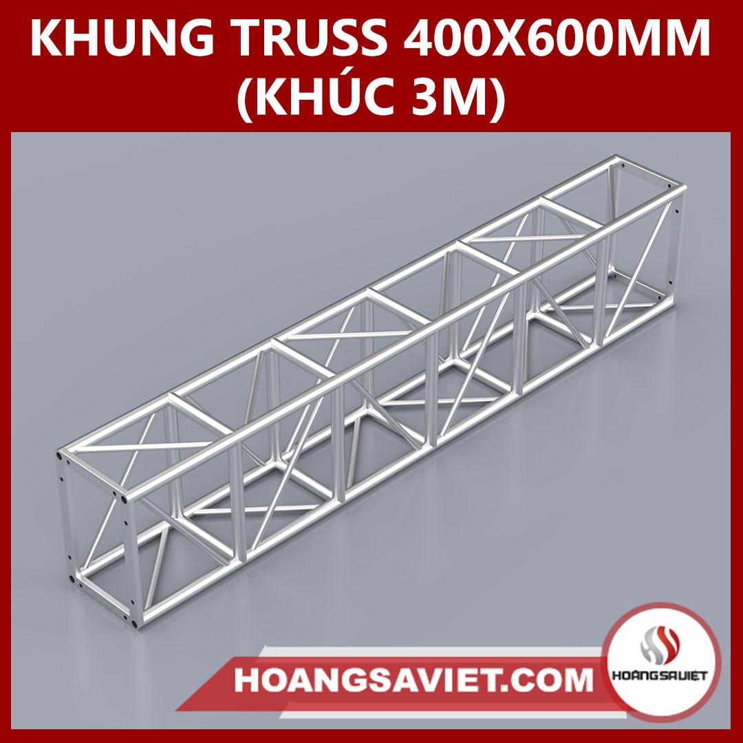 Khung Truss 400x600mm (Khúc 3m) VS4060BP_3m