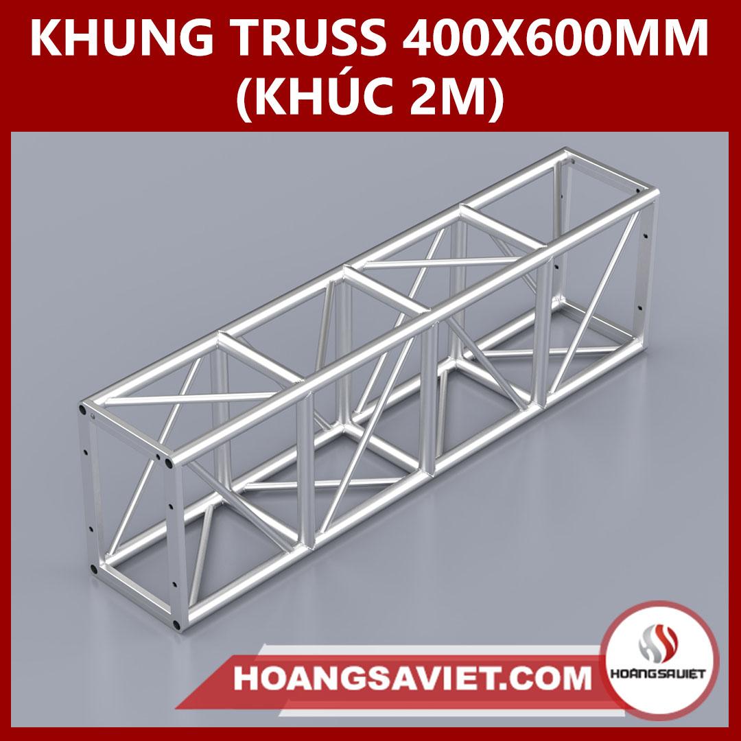 Khung Truss 400x600mm (Khúc 2m) VS4060BP_2m