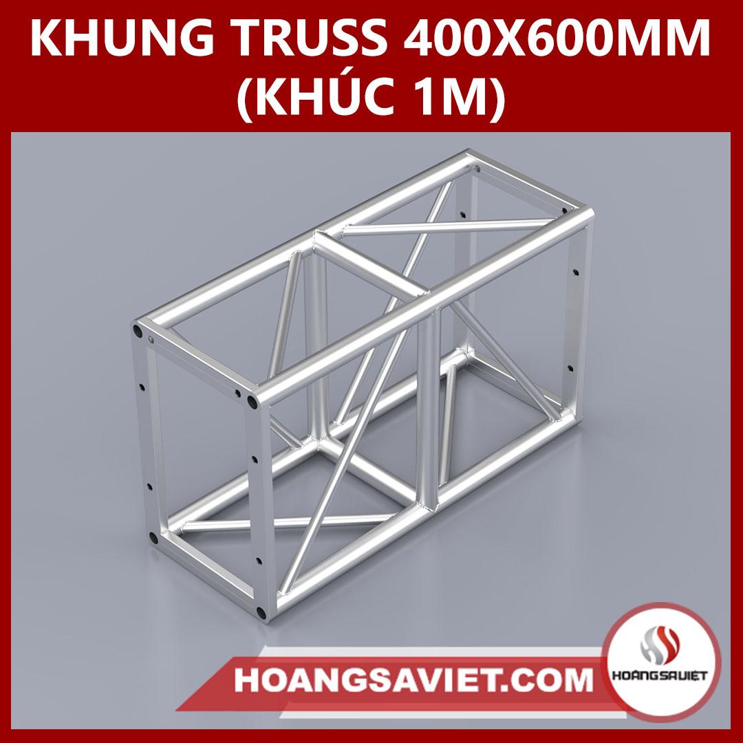 Khung Truss 400x600mm (Khúc 1m) VS4060BP_1m