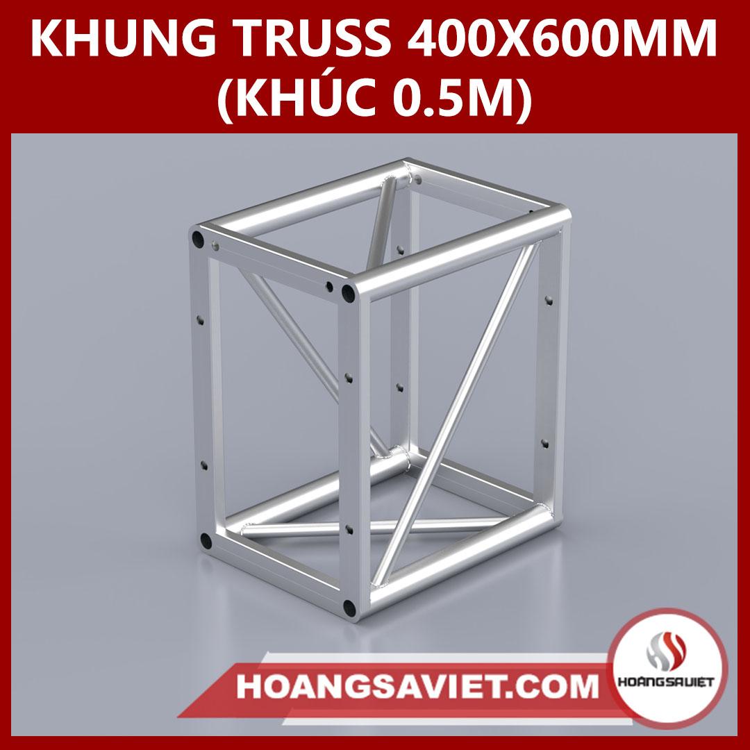 Khung Truss 400x600mm (Khúc 0.5m) VS4060BP_0.5m