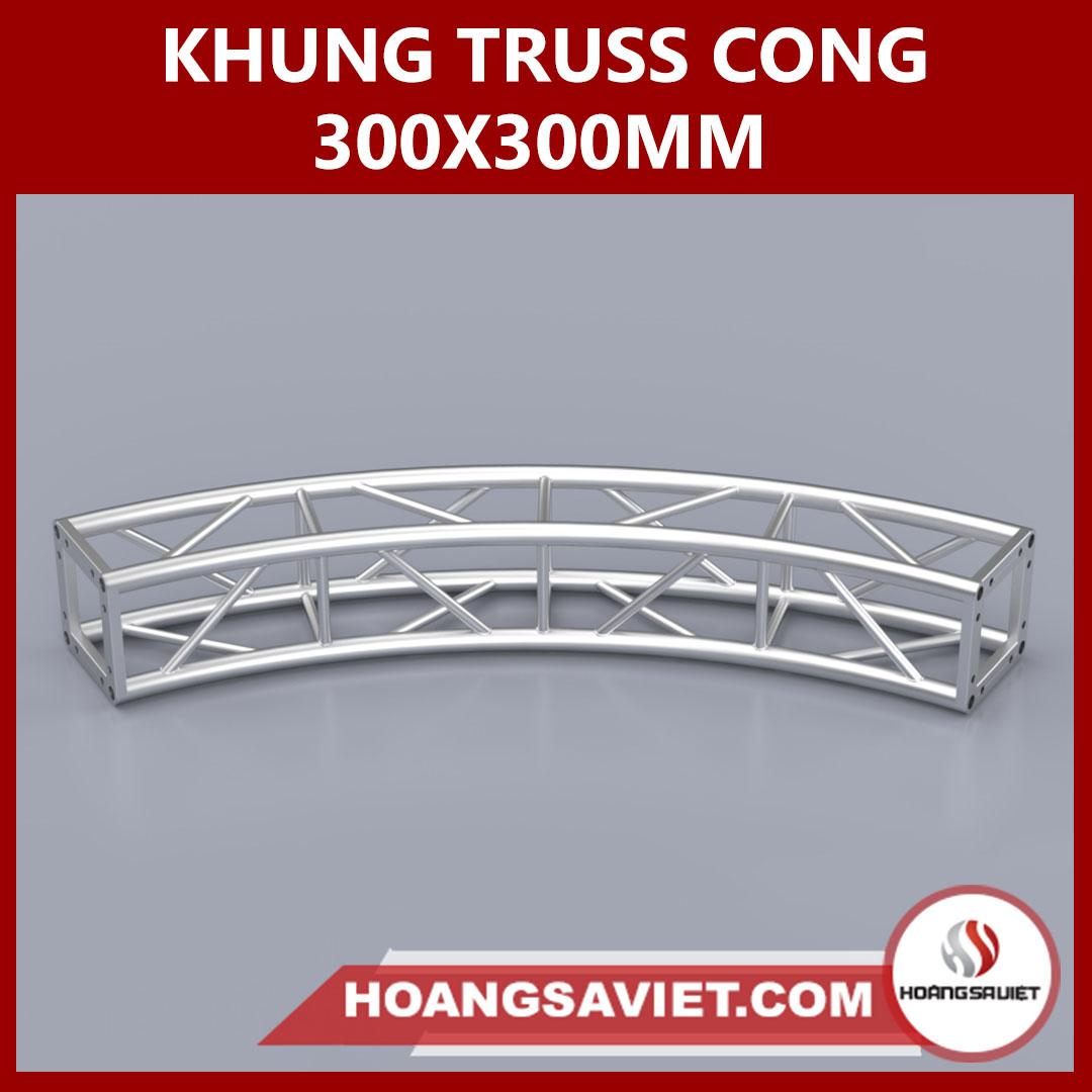 Khung Truss Cong 300x300mm VC3030B_R2D4