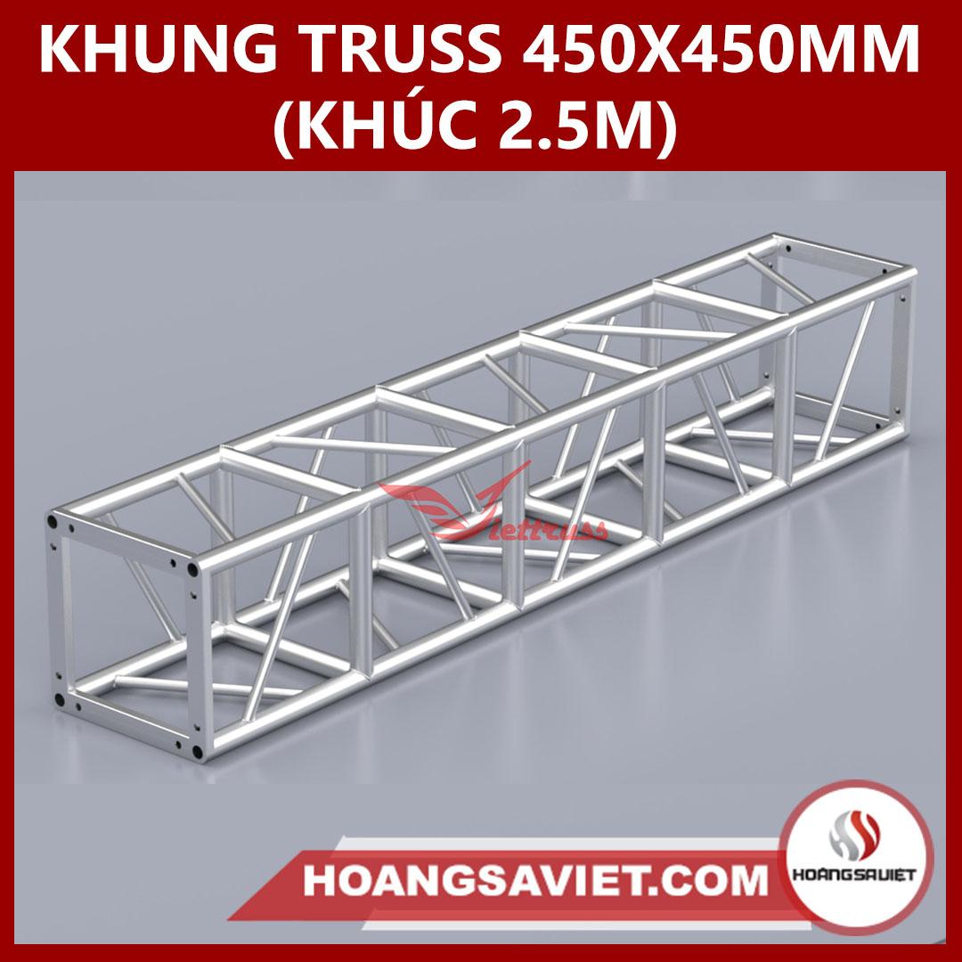 Khung Truss 450x450mm (Khúc 2,5m) VS4545BP_2.5m