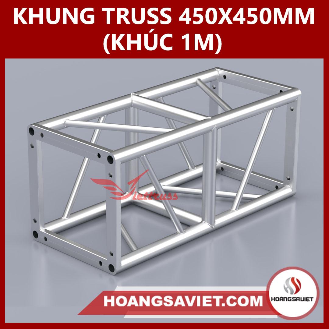 Khung Truss 450x450mm (Khúc 1m) VS4545BP_1m