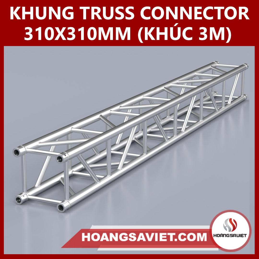 Khung Truss Connector 310x310mm (Khúc 3m) VS3131C_3m
