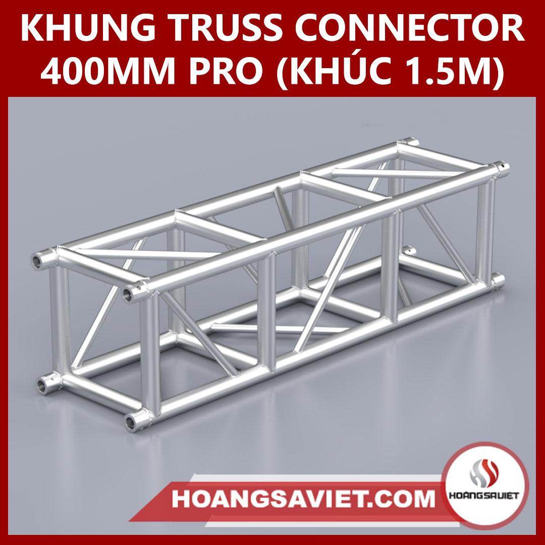 Khung Truss Connector 400mm (Khúc 1.5m) VS4040CP_1.5m (Pro)
