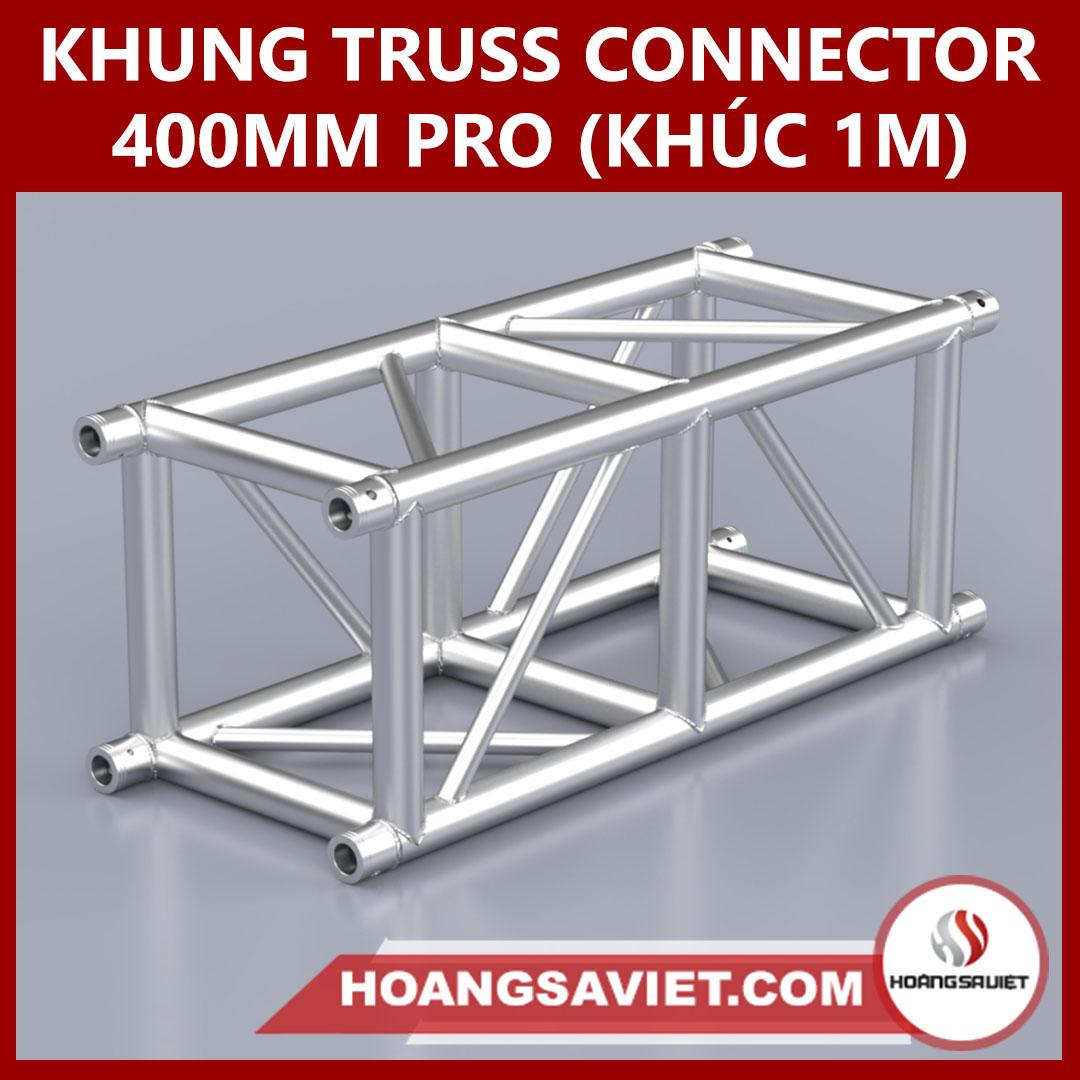 Khung Truss Connector 400mm (Khúc 1m) VS4040CP_1m (Pro)