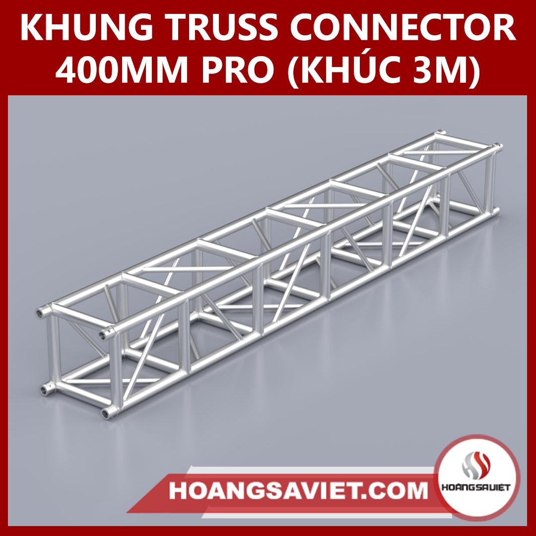 Khung Truss Connector 400mm (Khúc 3.0m) VS4040CP_3m (Pro)