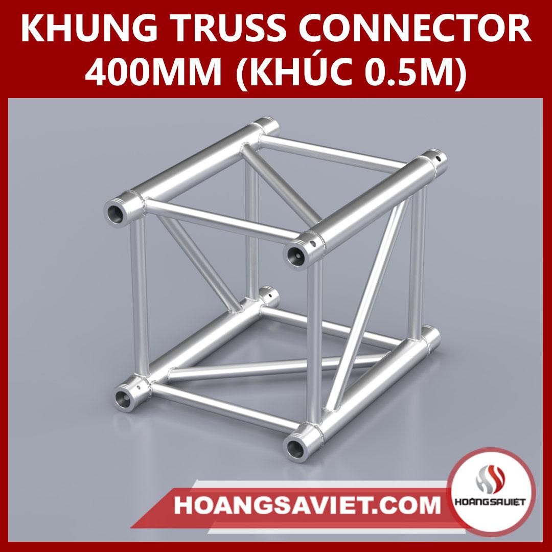 Khung Truss Connector 400mm (Khúc 0.5m) VS4040C_0.5m