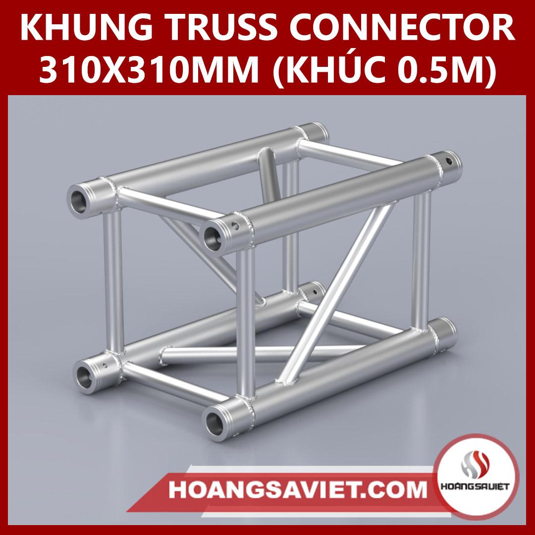 Khung Truss Connector 310x310mm (Khúc 0.5m) VS3131C_0.5m