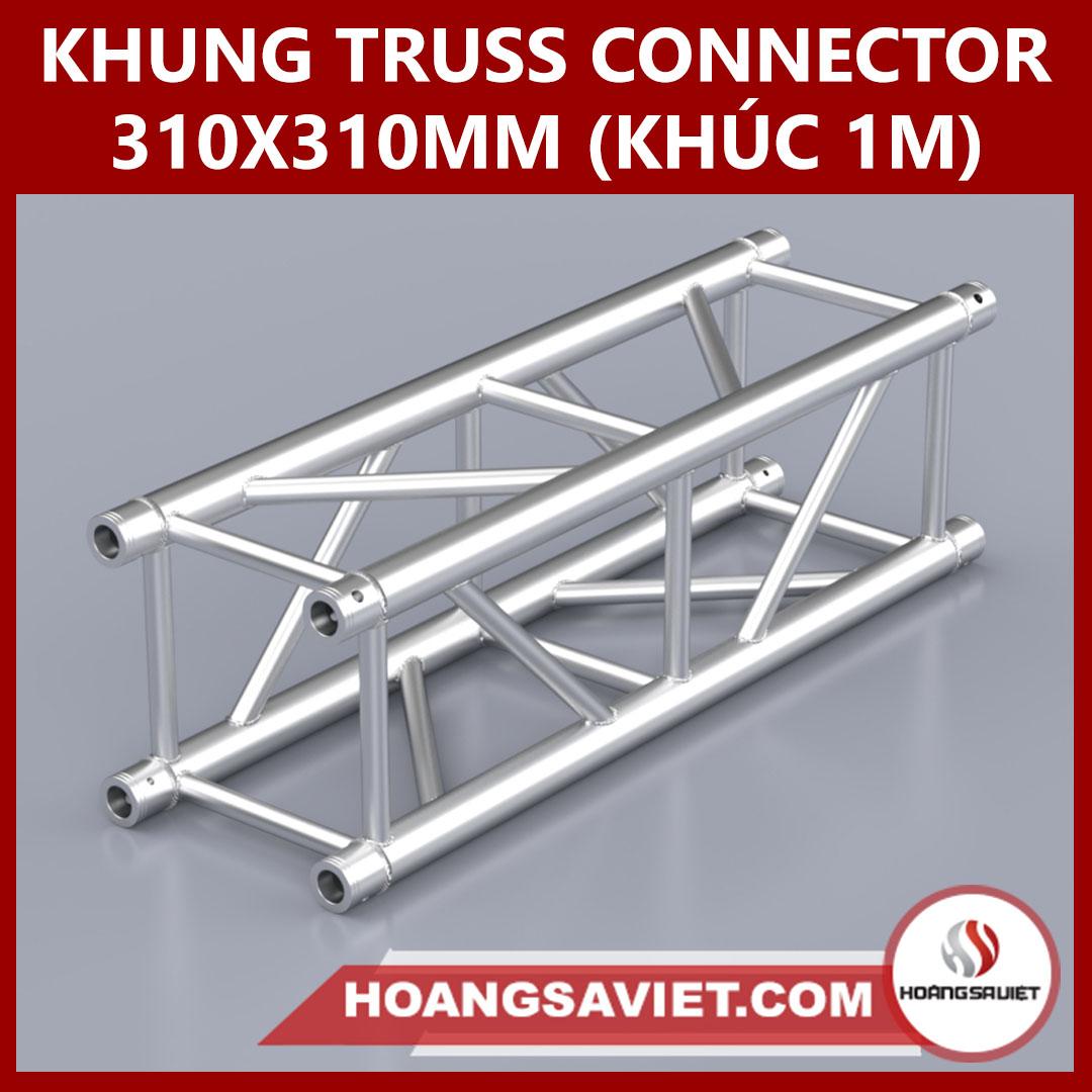 Khung Truss Connector 310x310mm (Khúc 1.0m) VS3131C_1m