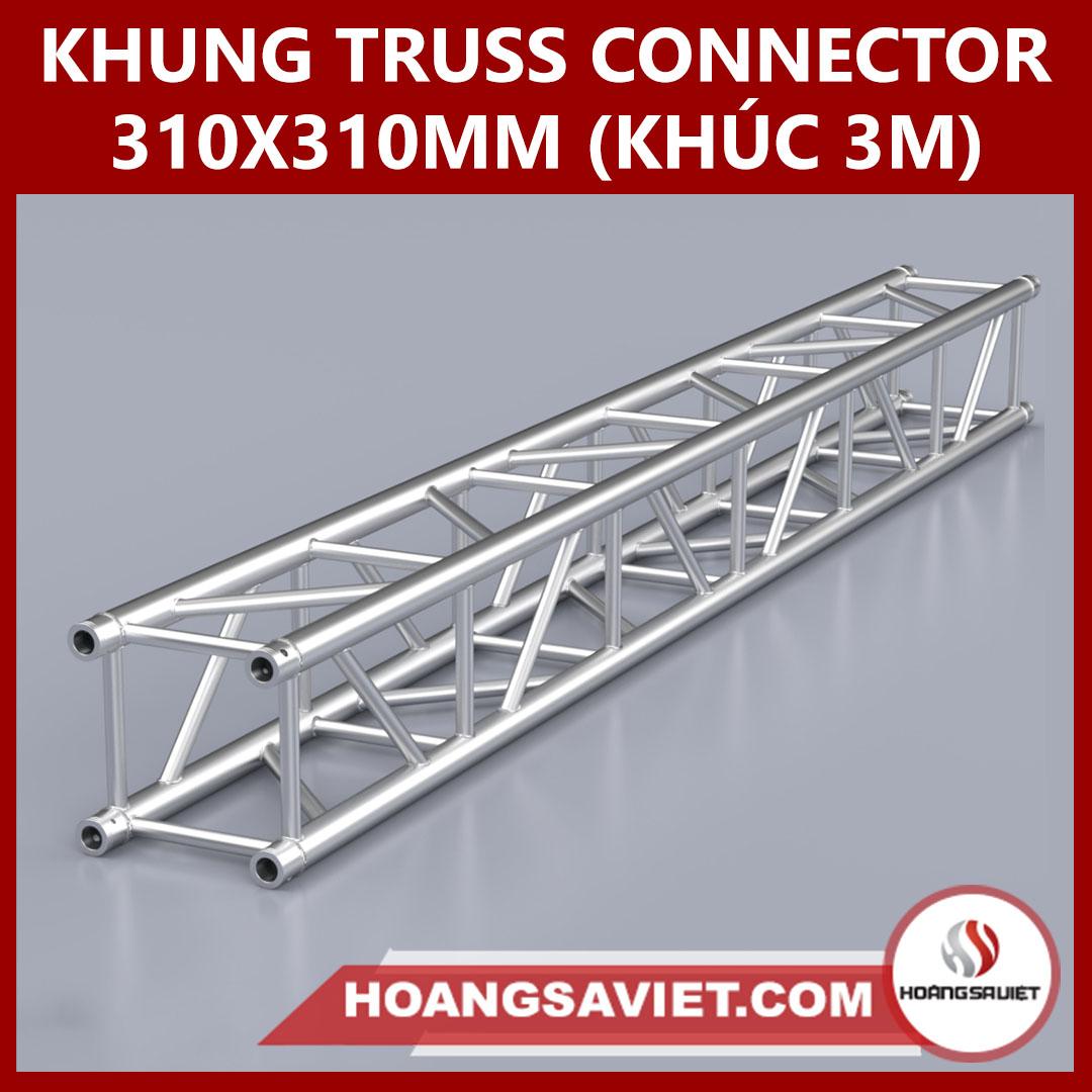 Khung Truss Connector 310x310mm (Khúc 3.0m) VS3131C_3m