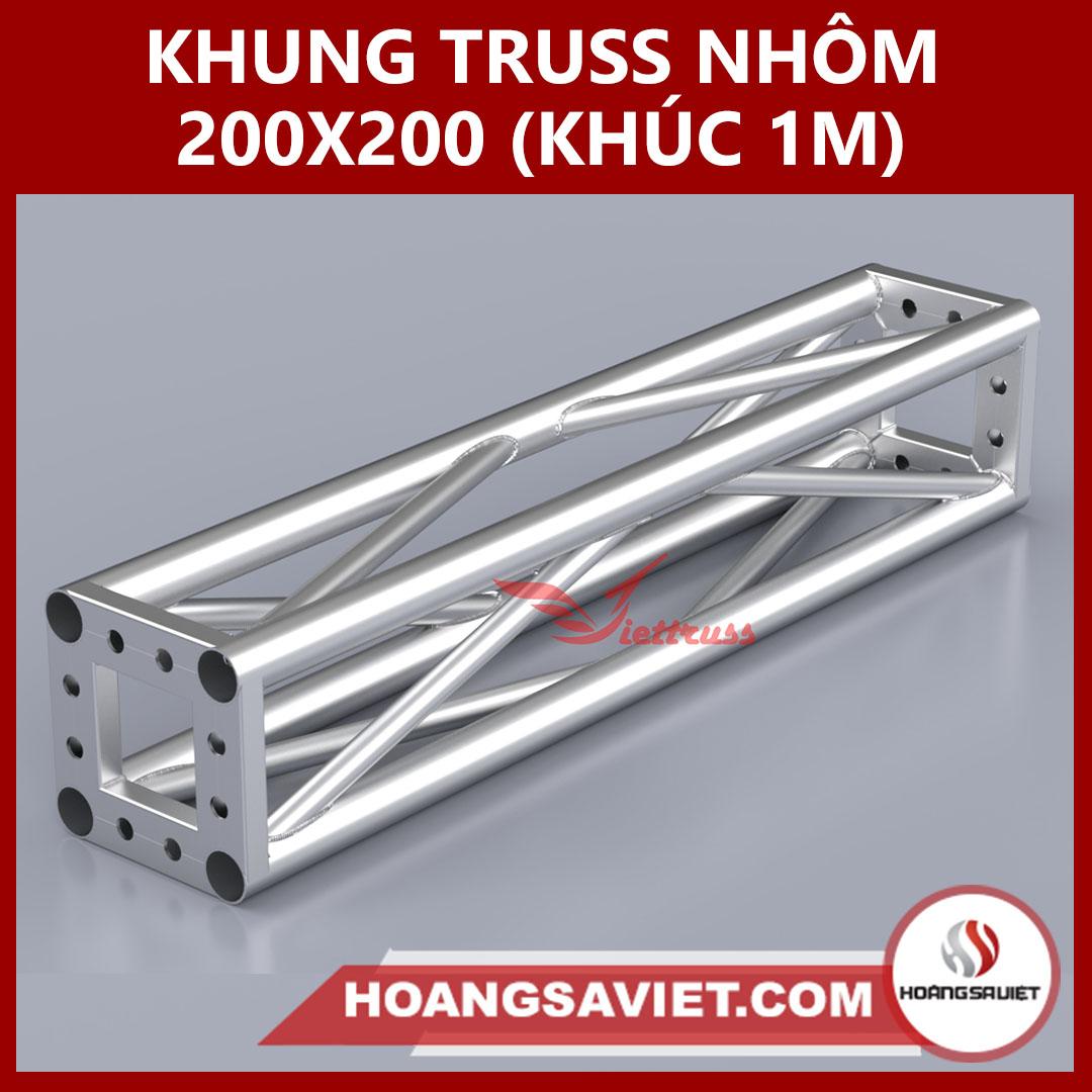 Khung Truss 200x200mm (Khúc 1.0m) VS2020B_1.0m