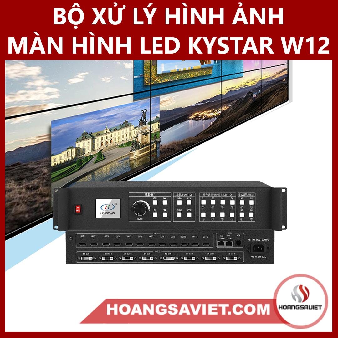 Bộ Xử Lý Hình Ảnh KYSTAR W12 (Video Processor)