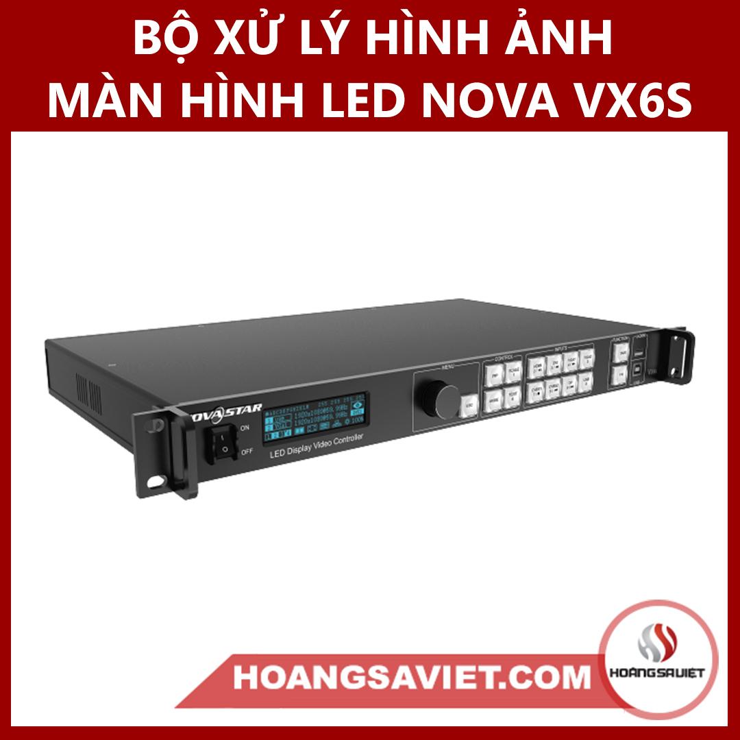 Bộ Xử Lý Hình Ảnh NOVA VX6S (Video Processor)