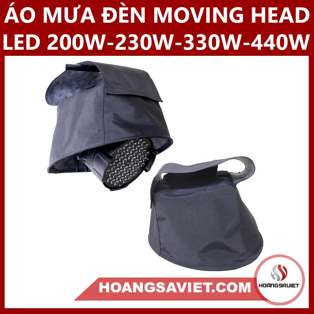 Áo Mưa Đèn Moving Head Led 200W-230W-330W-440W