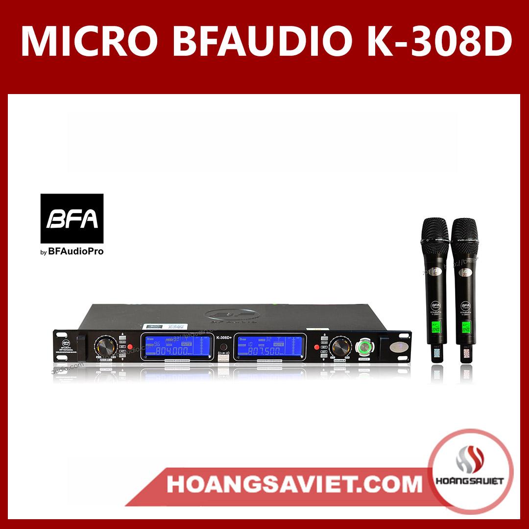 Micro Bfaudio K-308D + Phiên Bản 2020