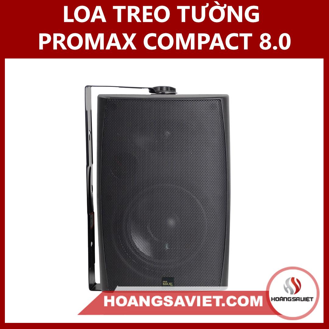 Loa Treo Tường Promax Compact 8.0 Chính Hãng