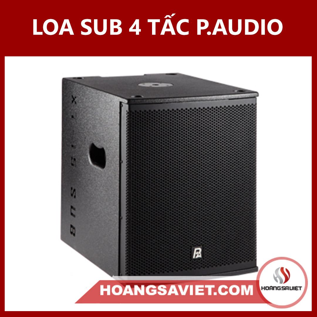 Loa Sub 4 Tấc Passived P.audio XT-15 SUB