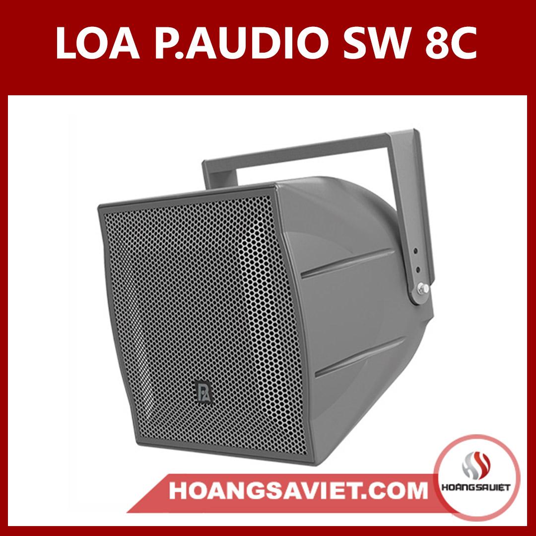 Loa Phóng Thanh Ngoài Trời (Công Cộng) P.audio SW-8C