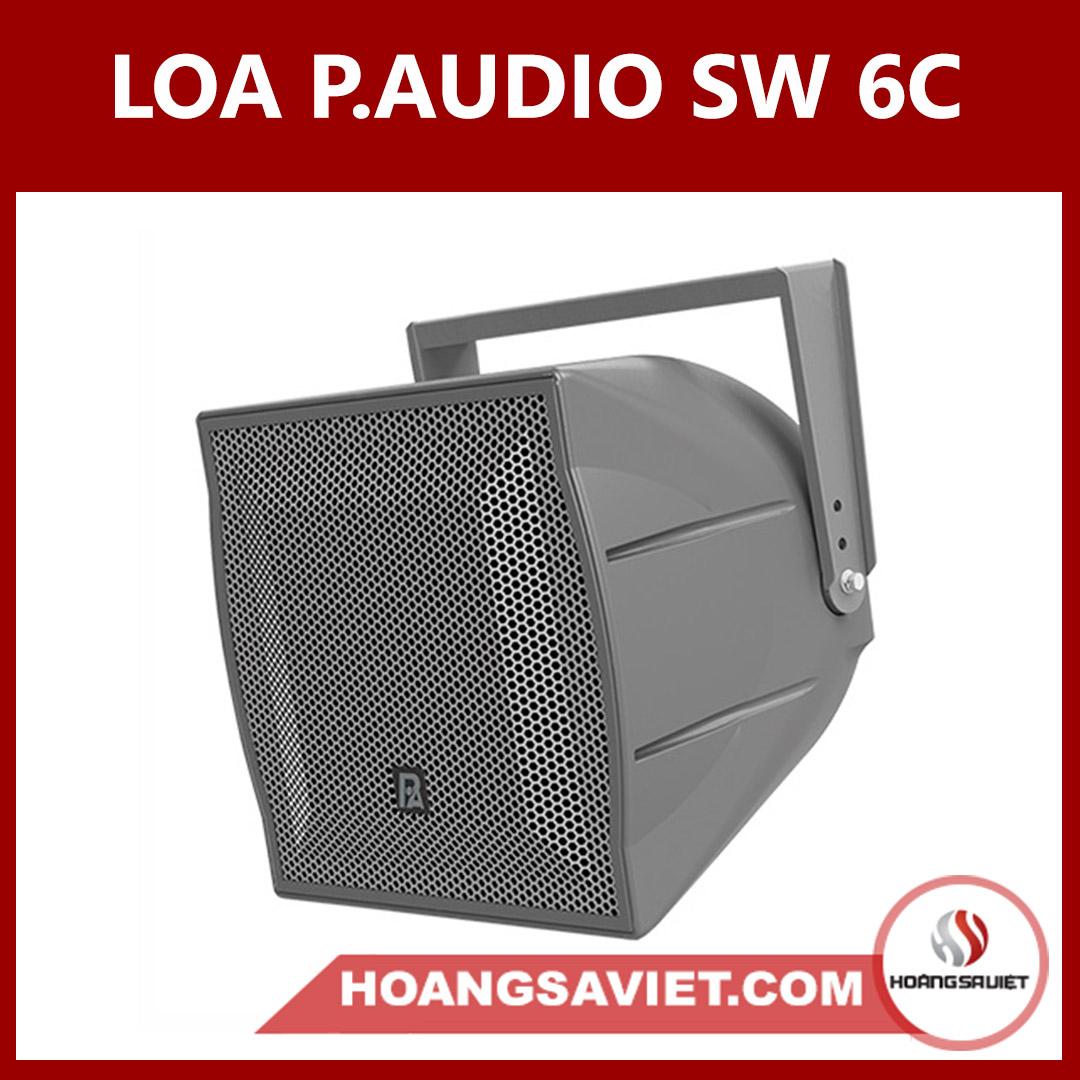 Loa Phát Thanh Ngoài Trời (Công Cộng) P.audio SW-6C