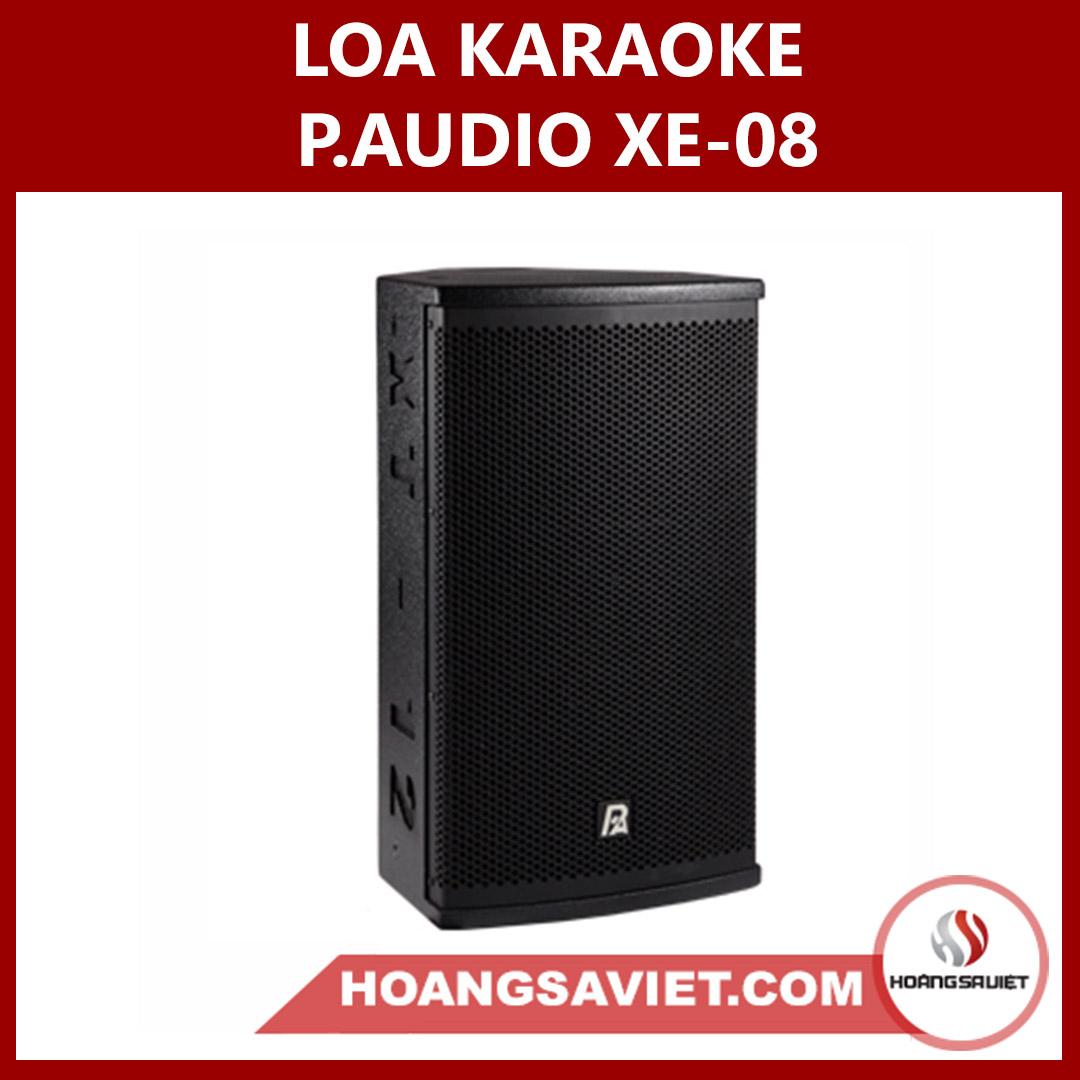 Loa Karaoke P.Audio XE-8 Hàng Thái Lan Chính Hãng