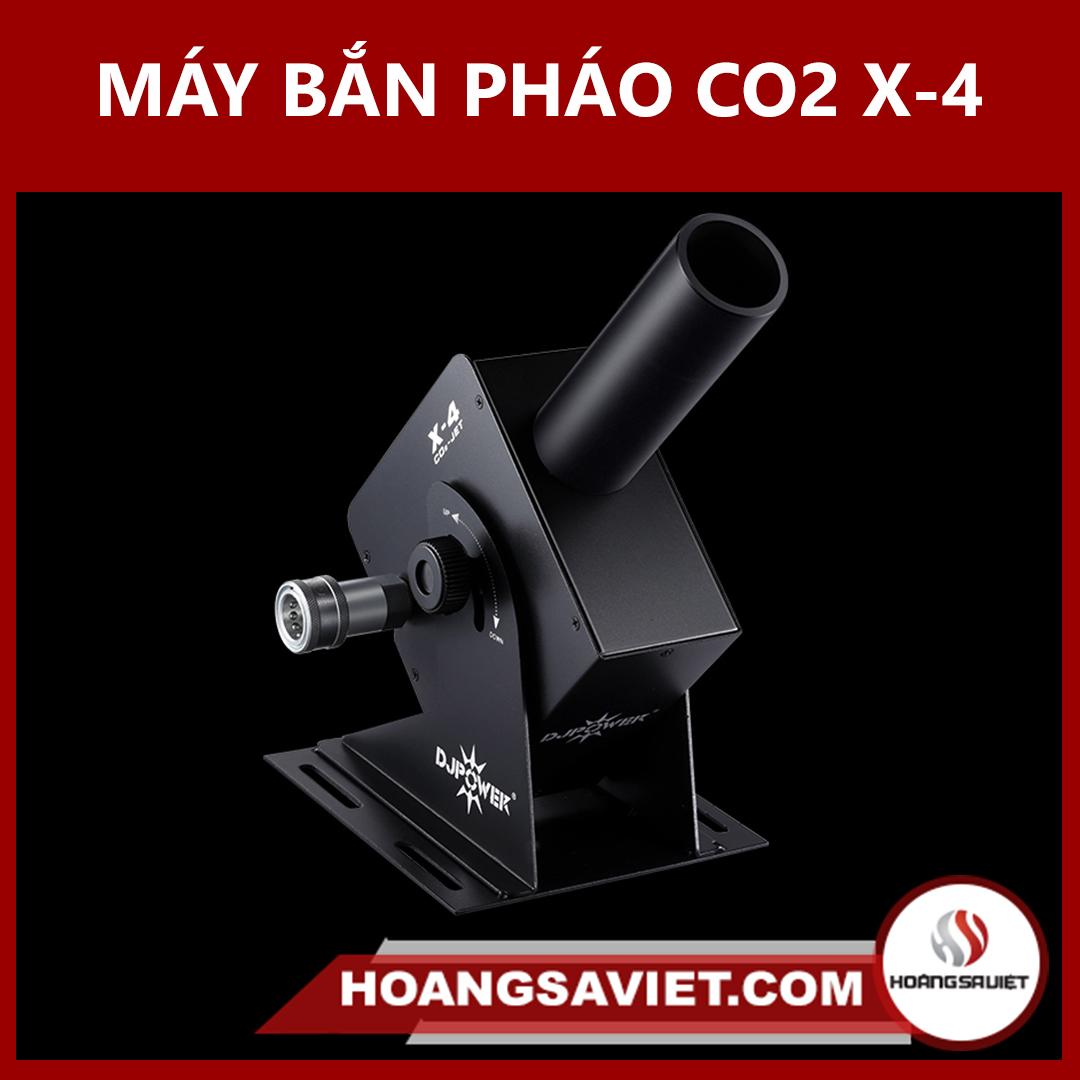Máy Bắn Pháo CO2 X-4