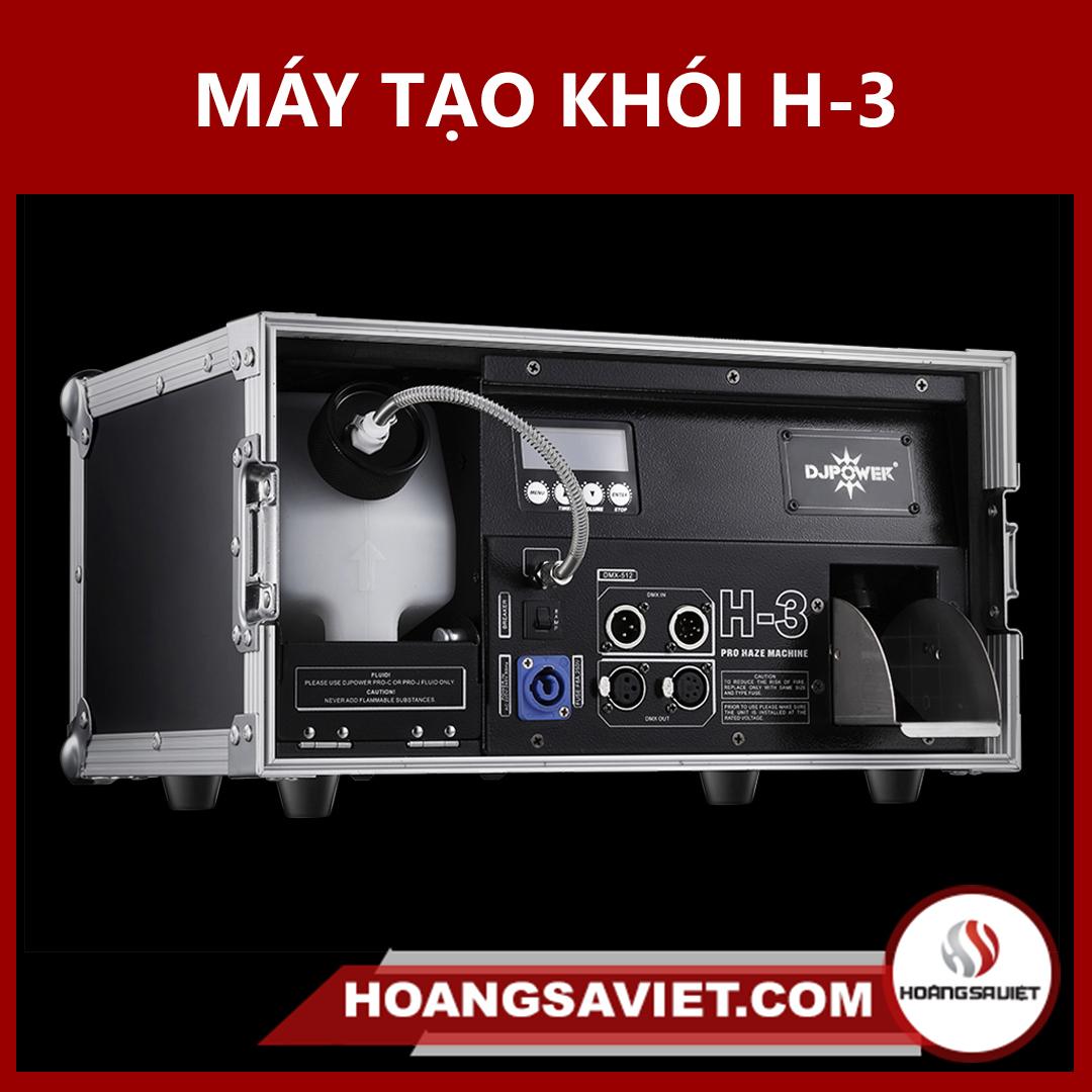 Máy Tạo Khói H-3
