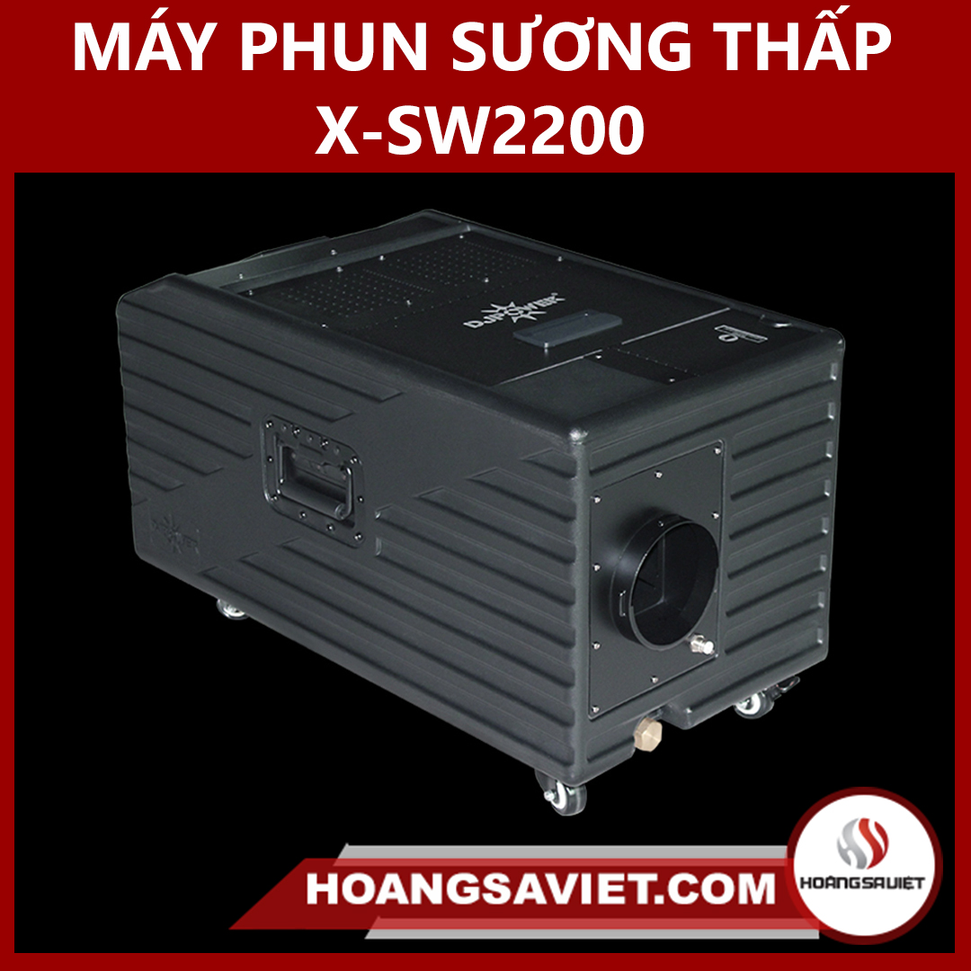 Máy Phun Sương Thấp X-SW2200