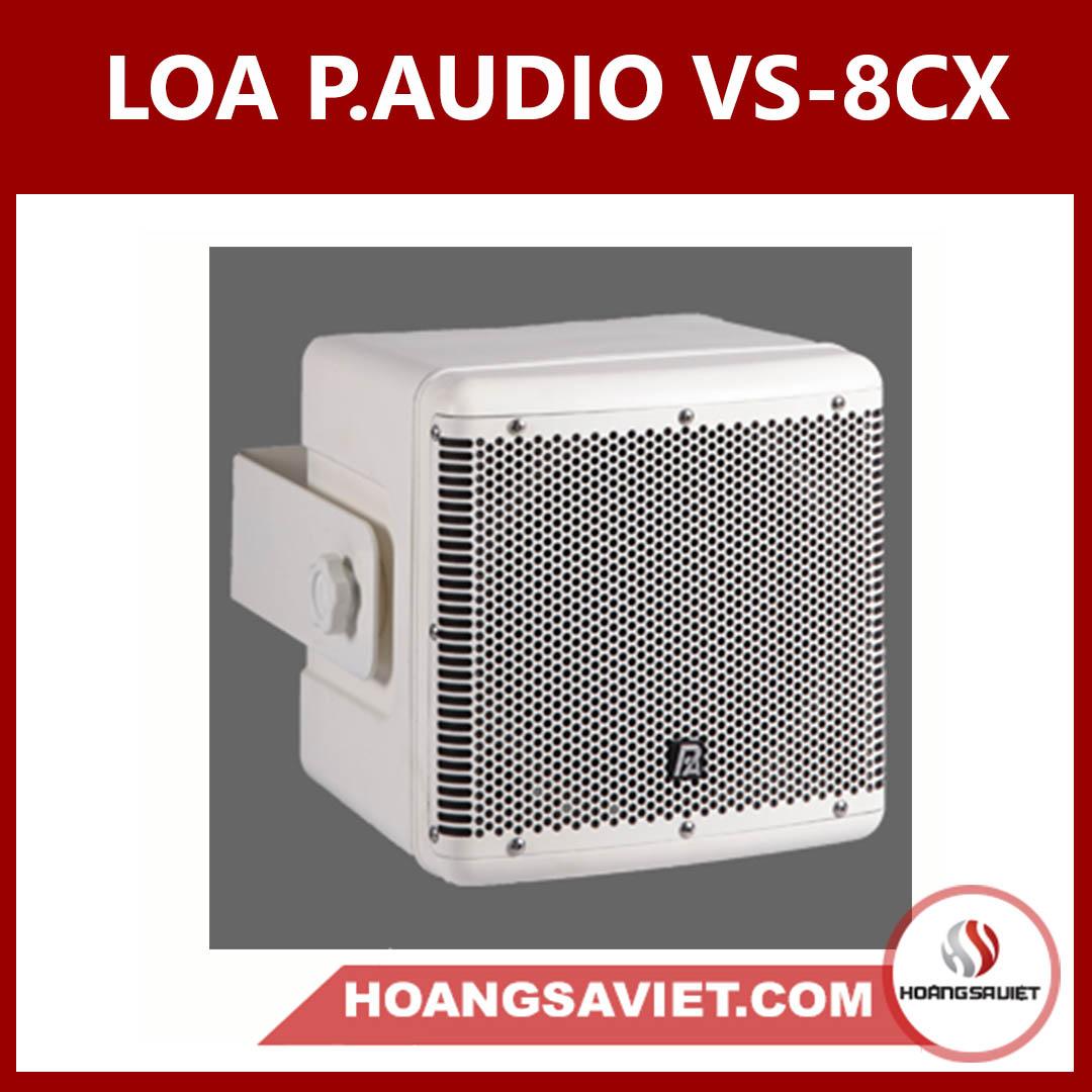 Loa P.audio VS-8CX Chính Hãng