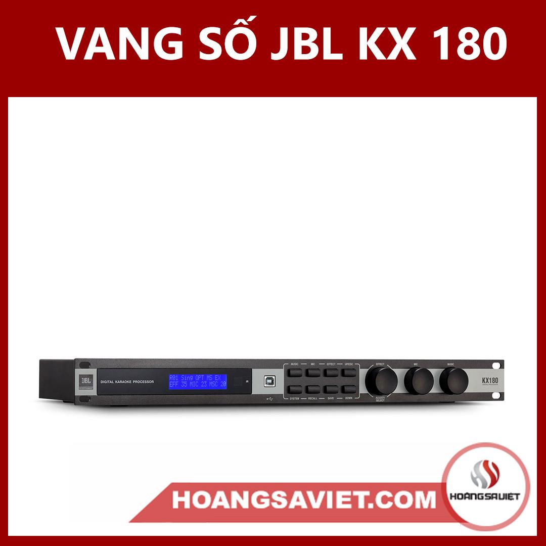 Vang Số JBL KX180 Karaoke Chuyên Nghiệp