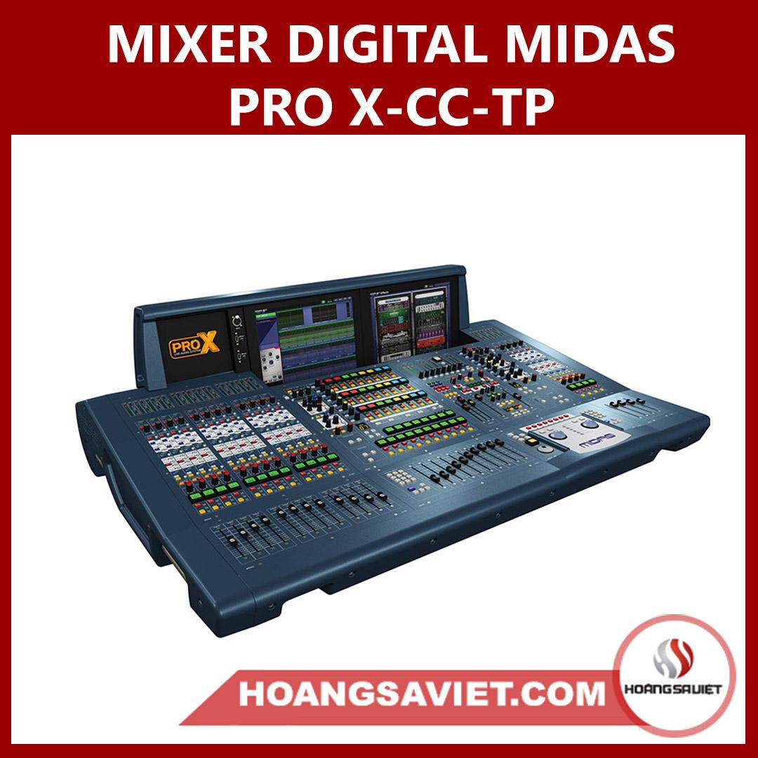 Mixer Digital Midas ProX-CC-TP
