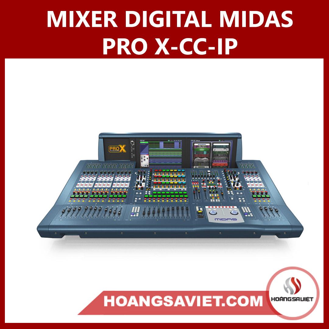 Mixer Midas ProX–CC–IP