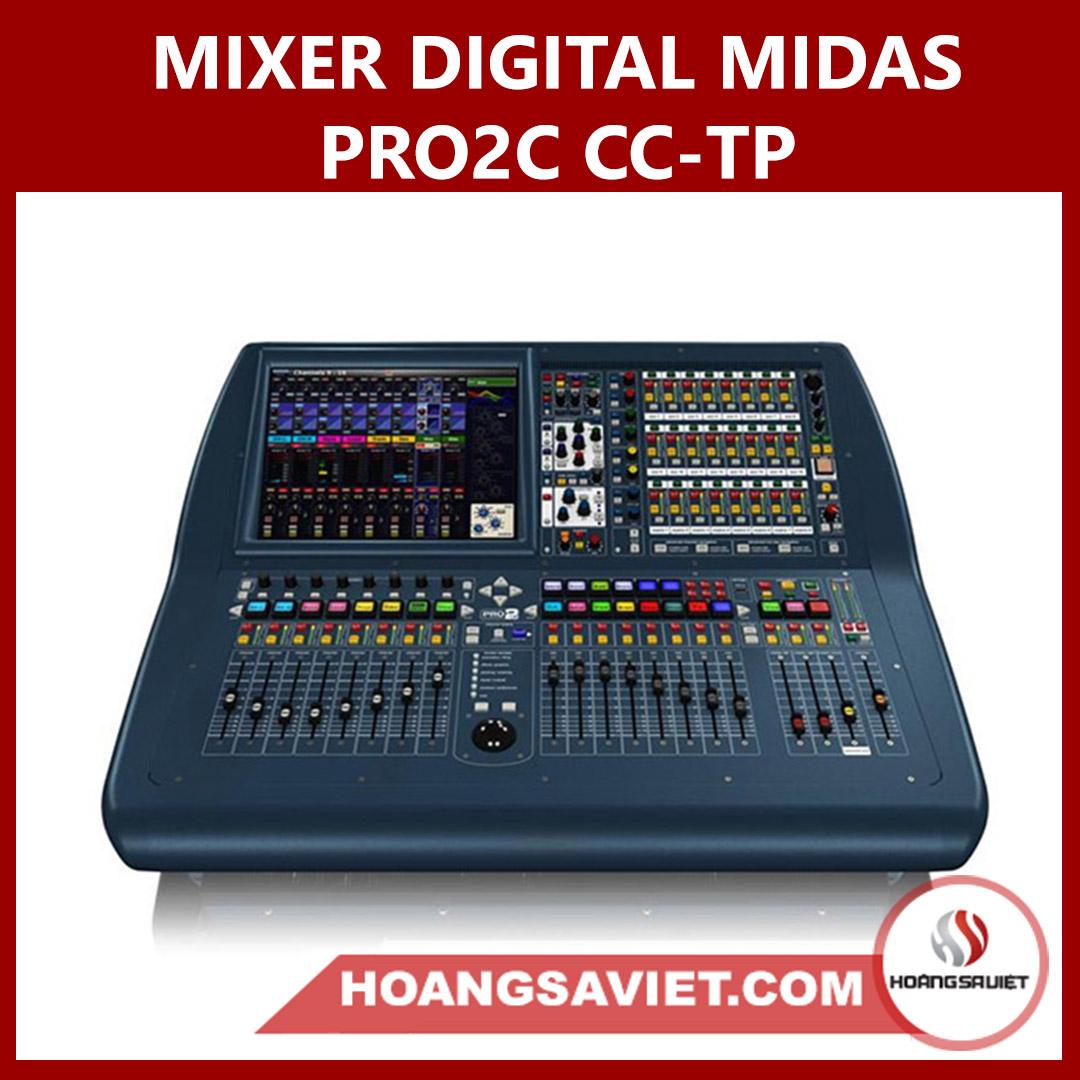 Mixer Midas Pro2C-CC-TP