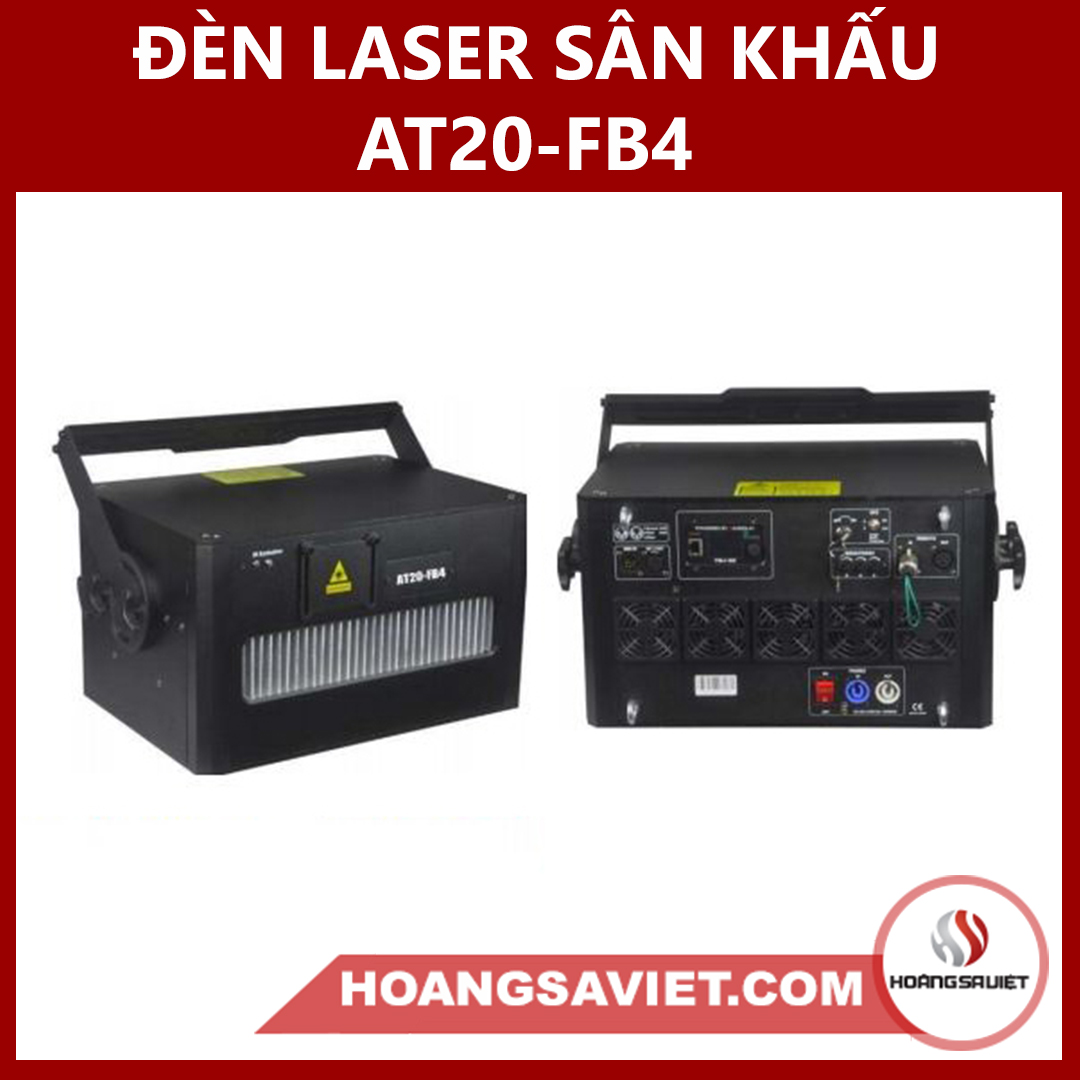 25W 3D Mapping Pure Diode Laser With FB4