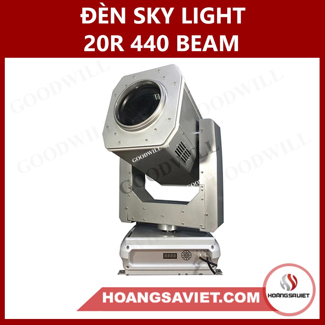 Đèn Sky Light 20R 440 Beam