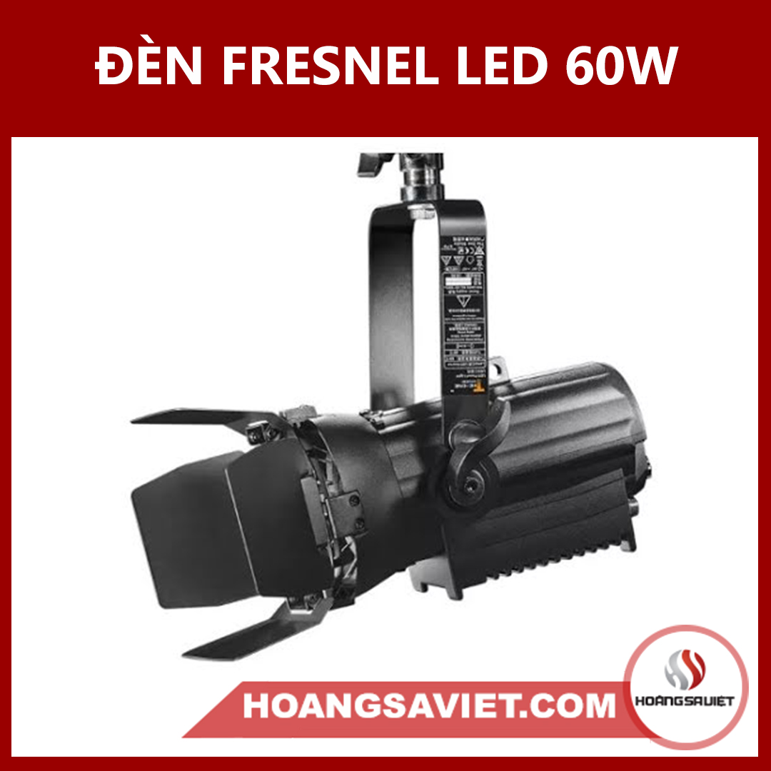 Đèn Fresnel Led 60W