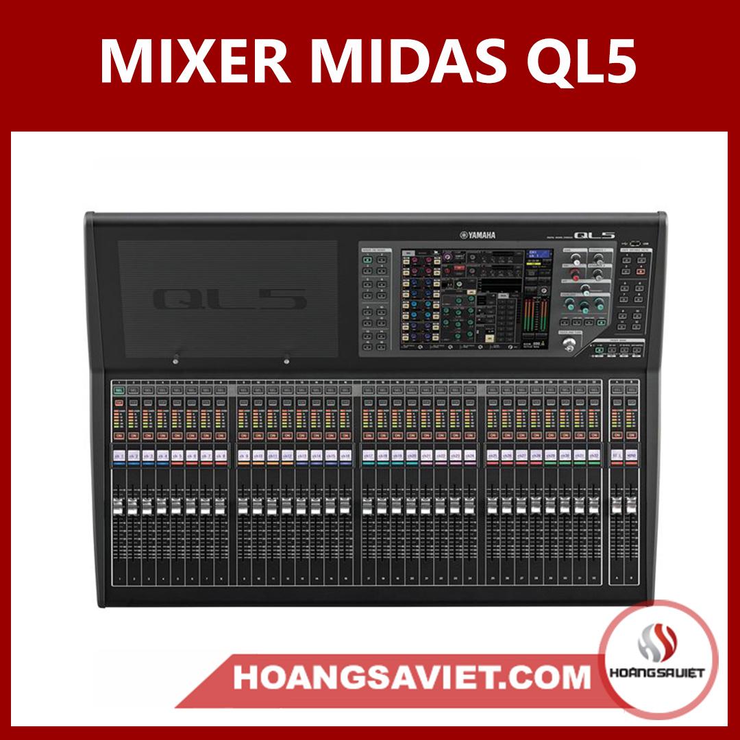Yamaha Digital Mixer QL5