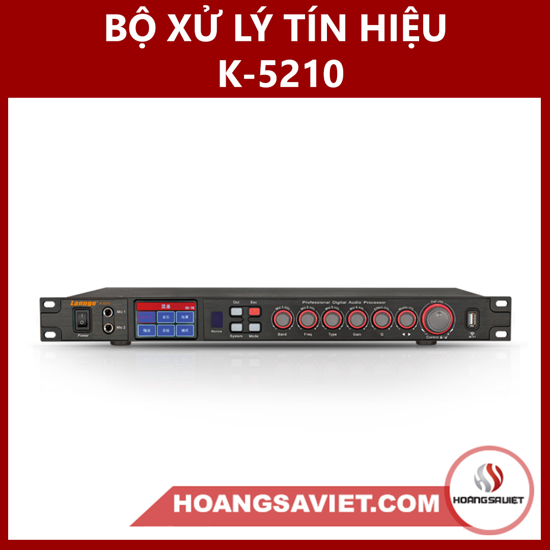 Bộ Xử Lý Tín Hiệu K-5210