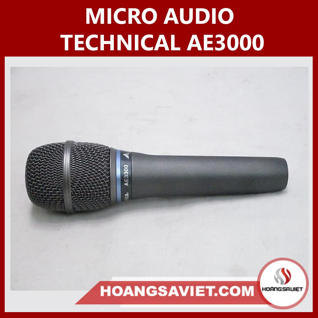 Micro Audio Technica AE3300