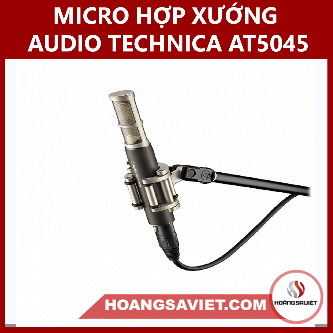 Micro Hợp Xướng Audio Technica AT5045