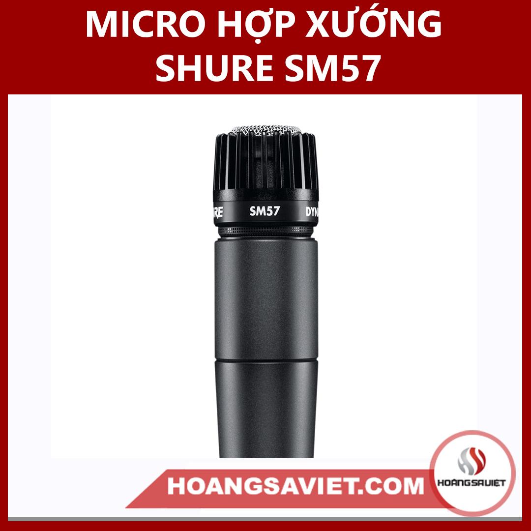 Micro Hợp Xướng Shure SM57