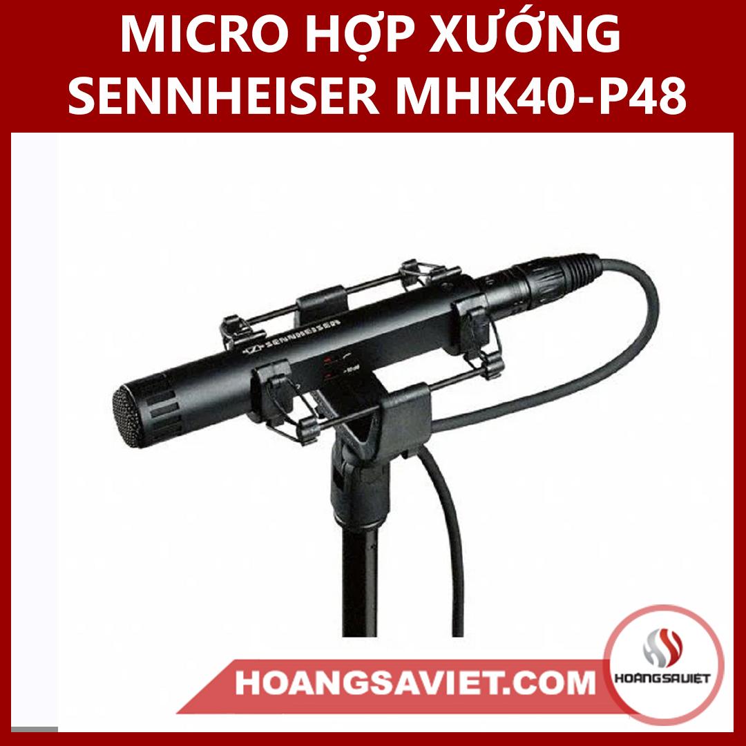Micro Hợp Xướng Sennheiser MKH40-P48