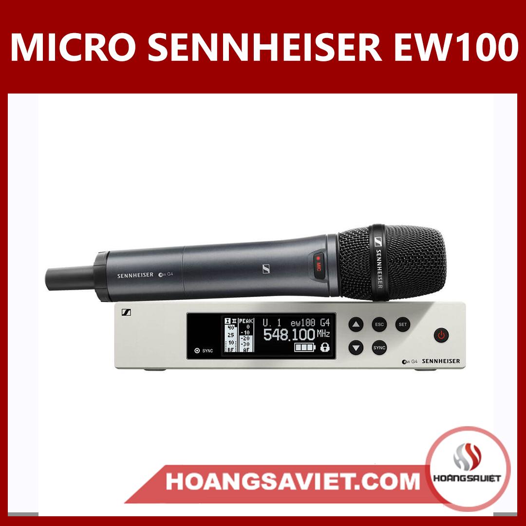Micro Sennheiser EW 100 G4-935s