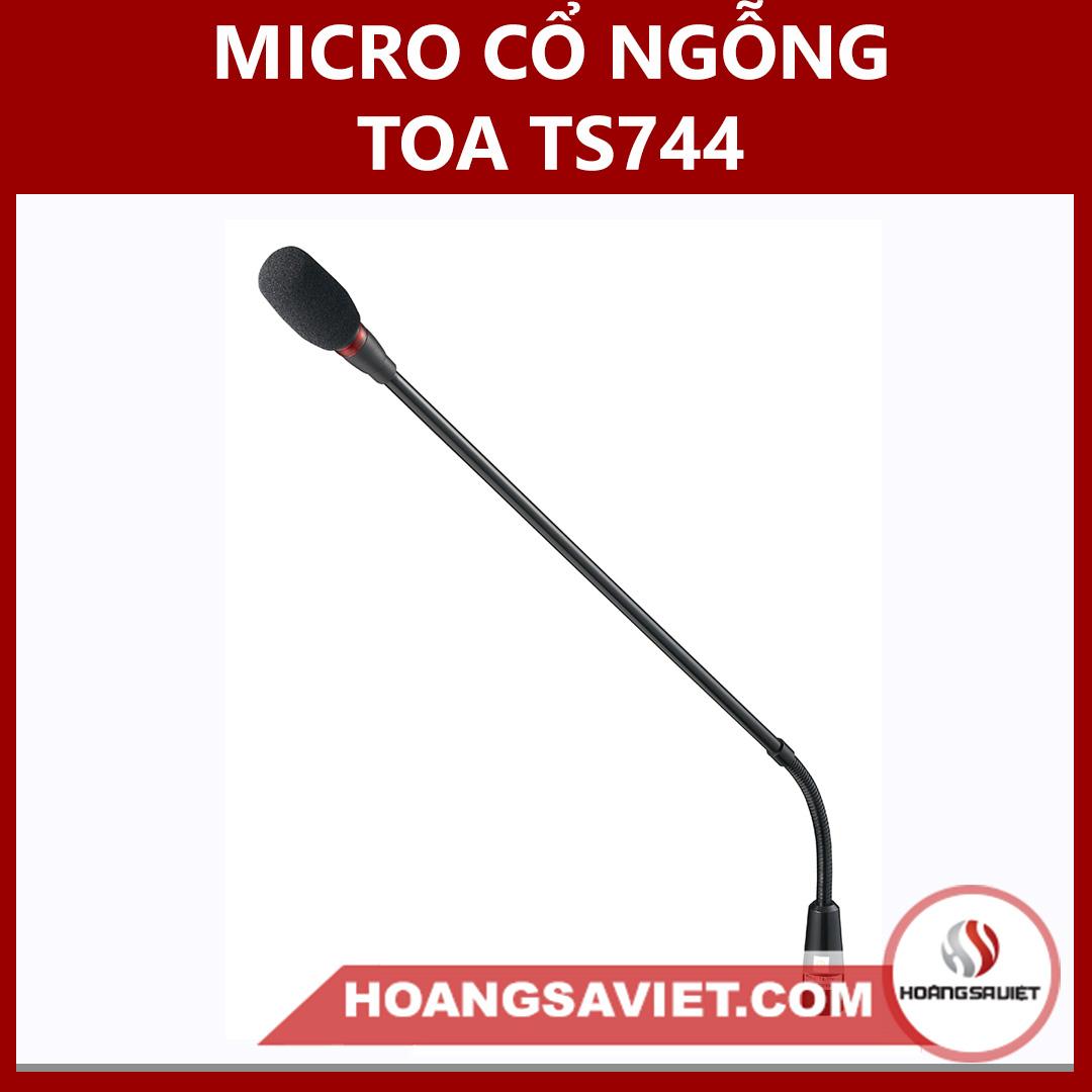 Micro Cổ Ngỗng TOA TS-774