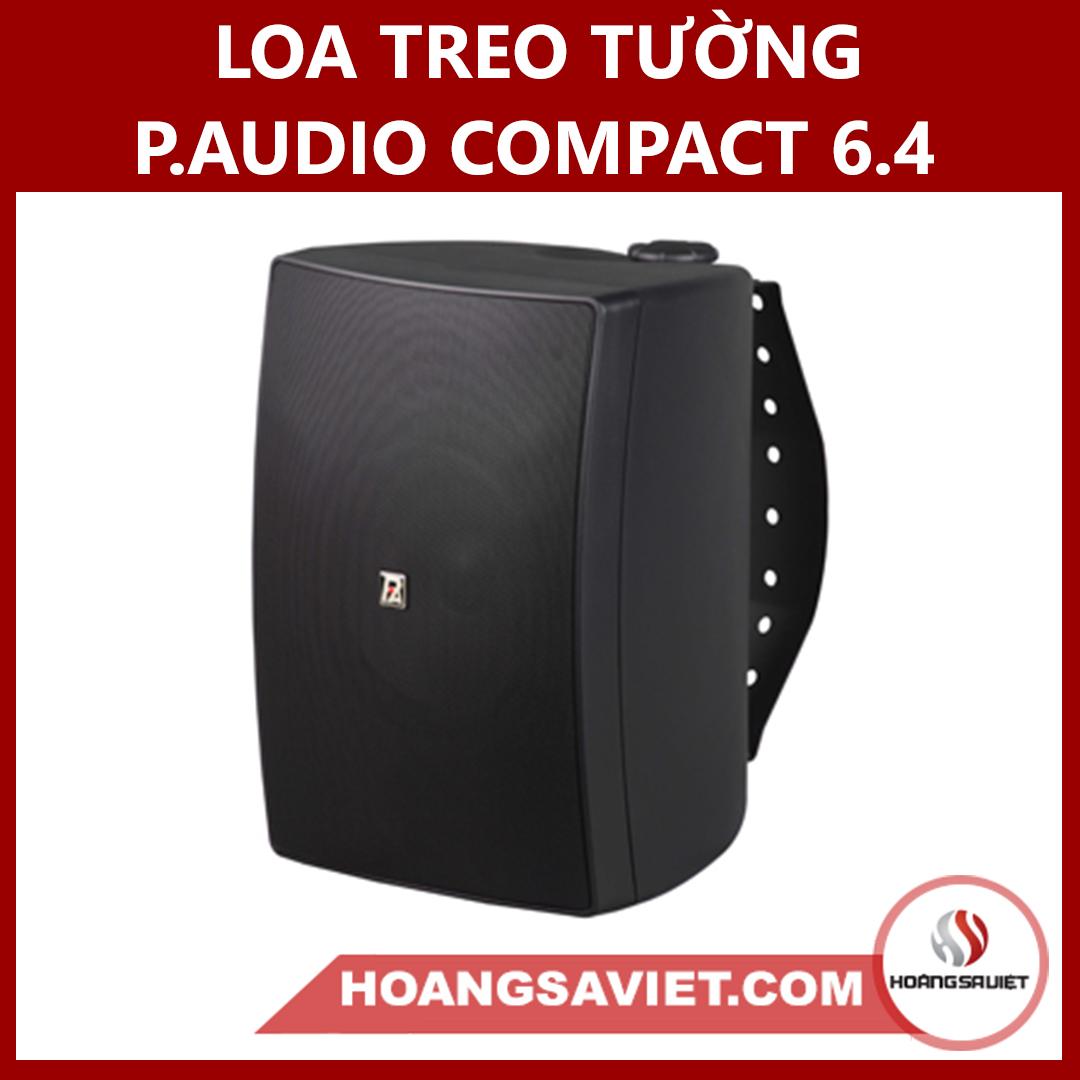 Loa Treo Tường P.audio Compact 6.4 Chính Hãng Thái Lan