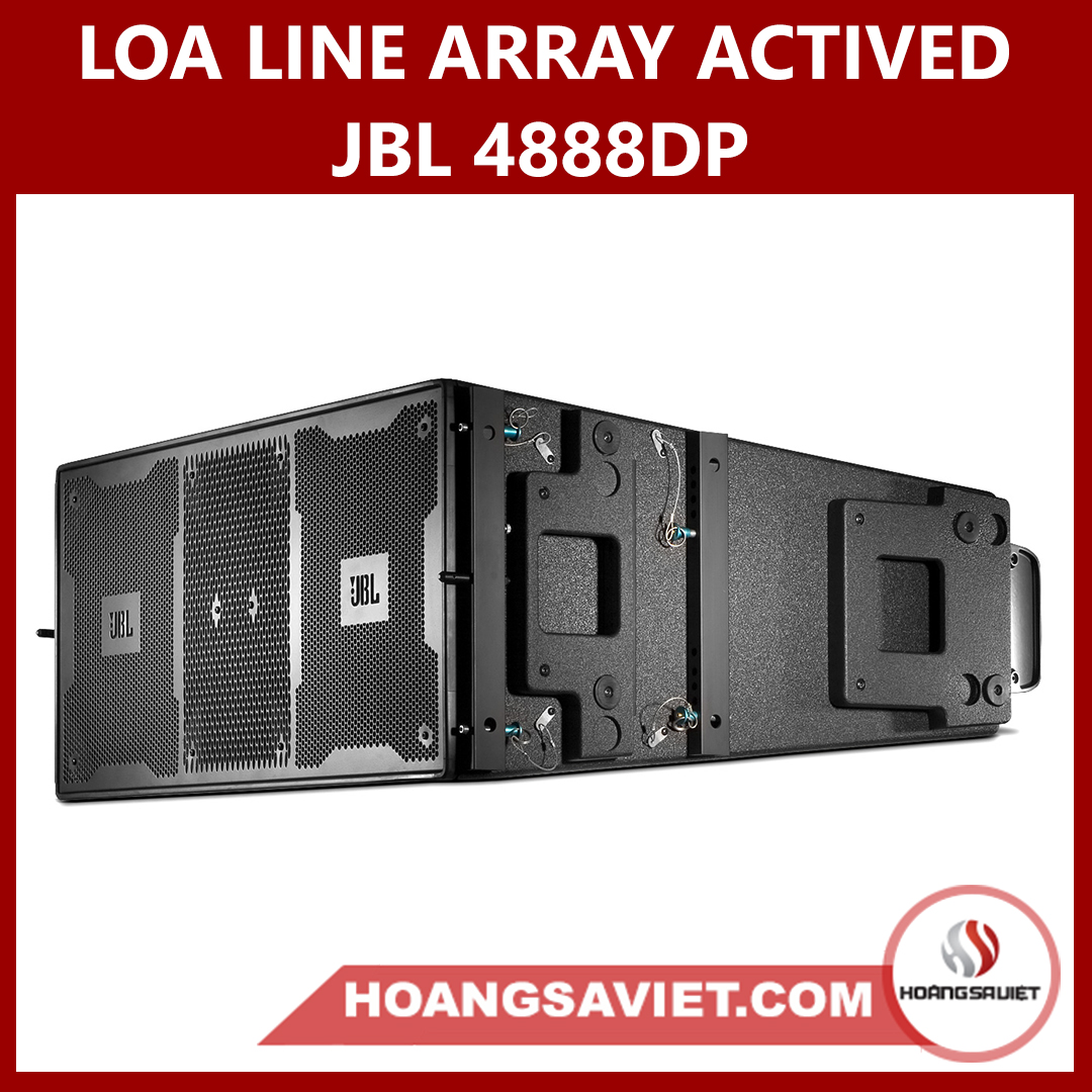 Loa Line Array Actived Liền Công Suất JBL 4888DP