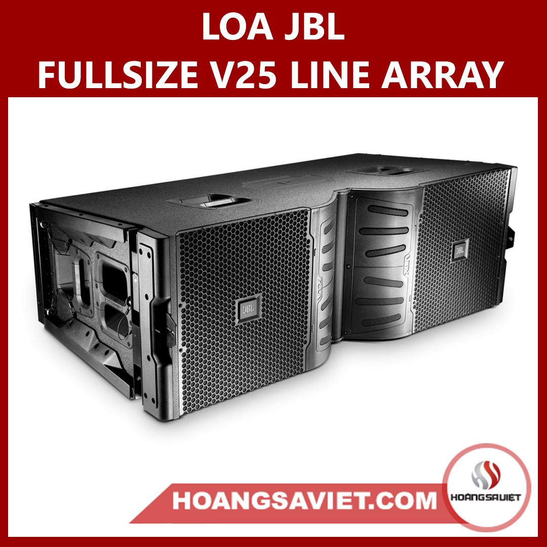Loa JBL FullSize V25 Line Array