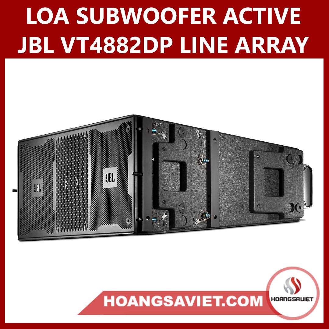 Loa Subwoofer Active JBL VT4882DP Line Array